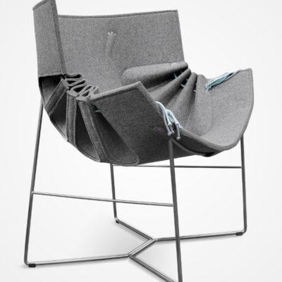 Bufa Chair by MOWOstudio