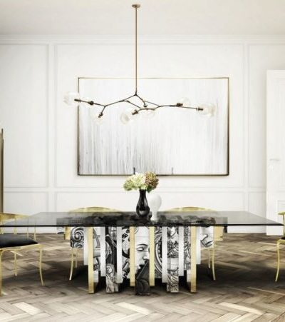 Heritage Dining Table by Bocadolobo